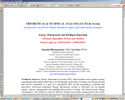 EMIR Technical Analysis and Algorithm