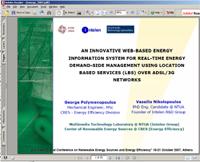 Energy 2007 Conference Presentation