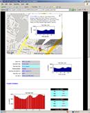 E-LBS through Google Maps and Matlab MSP