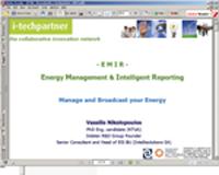 i-Tech Partnet Presentation of EMIR
